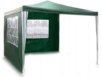 Pawilon ogrodowy PLONOS 4938, zielony, 2,45x3x3 m-Plonos