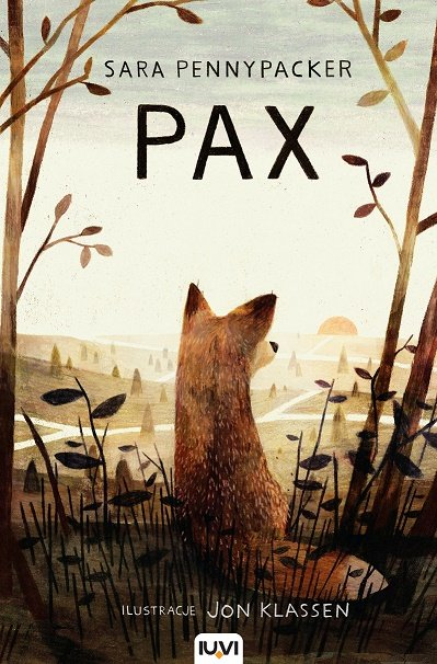 Znalezione obrazy dla zapytania pax książka