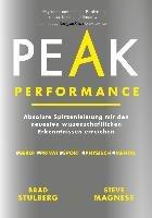 Peak Performance-Stulberg Brad, Magness Steve