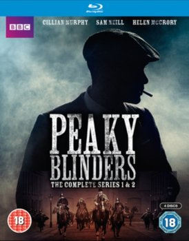 Peaky Blinders: The Complete Series 1 and 2 (brak polskiej wersji językowej)