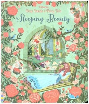 Peep Inside a Fairy Tale. Sleeping Beauty-Milbourne Anna