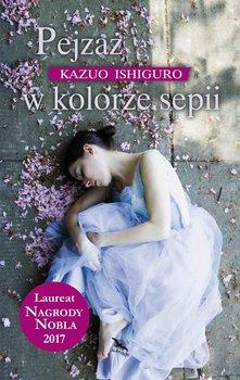 Pejzaż w kolorze sepii-Ishiguro Kazuo