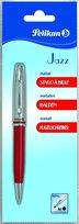 Pelikan, długopis Jazz, czerwony