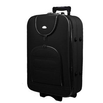 Pellucci, duża walizka, czarna, 801 L-PELLUCCI