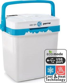 Peme, Lodówka turystyczna, ice-on IO, biały, 27L-Peme
