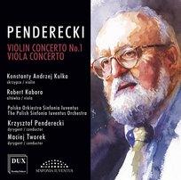 Penderecki: Violin Concerto No. 1