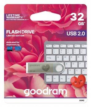 Pendrive 32GB USB 2.0 GOODRAM UUN2-0320S0R11-V Valentine  (35133599 )-GoodRam