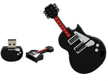 Pendrive DR.MEMORY Gitara Elektryczna, 32 GB-Dr. Memory