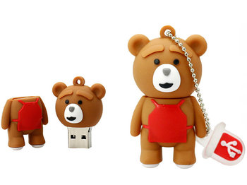 Pendrive DR.MEMORY Ted, 16 GB - Dr. Memory
