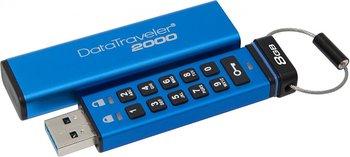 Pendrive KINGSTON Data Traveler 2000, 8 GB, USB 3.1-Kingston