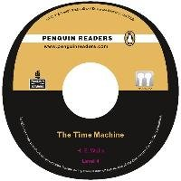 Penguin Readers 4: Time Machine, The Book & MP3 Pack - Wells H. G., Wells H.G.