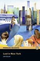 Penguin Readers Level 2 Lost in New York-Escott John