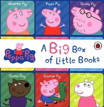 Peppa Pig. Big Box of Little Books-Opracowanie zbiorowe