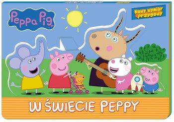 Peppa Pig. Nowy wymiar przygody. W świecie Peppy-Opracowanie zbiorowe