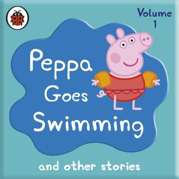 Peppa Pig: Peppa Goes Swimming and Other Audio Stories-Sparkes John