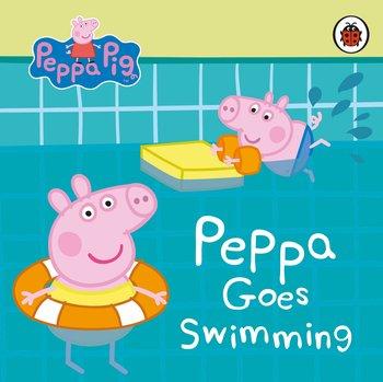 Peppa Pig: Peppa Goes Swimming-Opracowanie zbiorowe