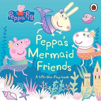 Peppa Pig. Peppa's Mermaid Friends-Opracowanie zbiorowe