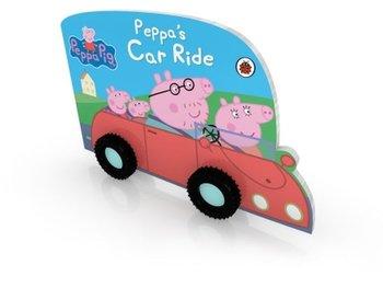 Peppa Pig. Peppas Car Ride-Opracowanie zbiorowe