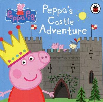 Peppa Pig Peppas Castle Adventure-Opracowanie zbiorowe