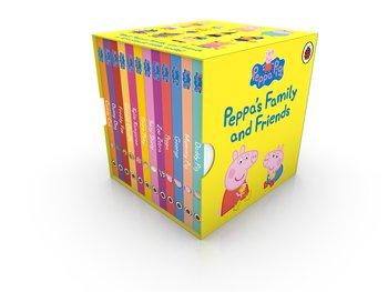 Peppa's Family and Friends 12-pack-Opracowanie zbiorowe