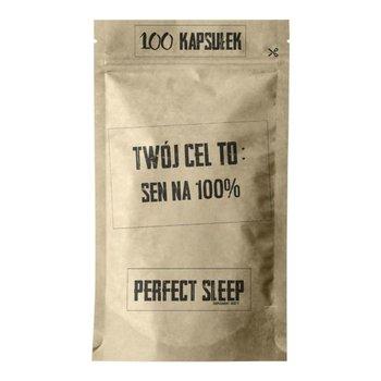 Perfect Sleep 100 kapsułek Twój Cel To 49,6 g Simple Day-Simple Day