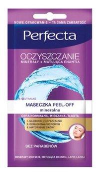 Perfecta, Beauty, maseczka mineralna oczyszczanie Peel-Off, 10 ml-Perfecta