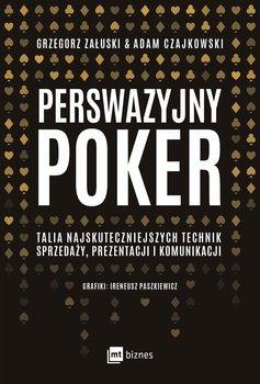 Perswazyjny poker-Czajkowski Adam, Załuski Grzegorz