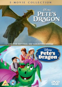 Pete's Dragon: 2-movie Collection (brak polskiej wersji językowej)-Chaffey Don, Lowery David