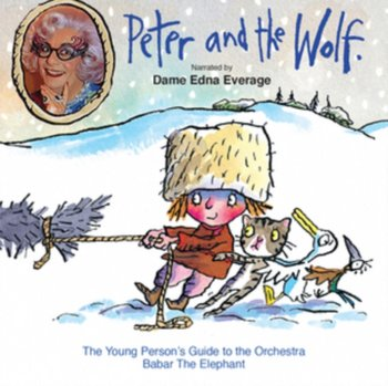 PETER AND THE WOLF-Lanchbery John