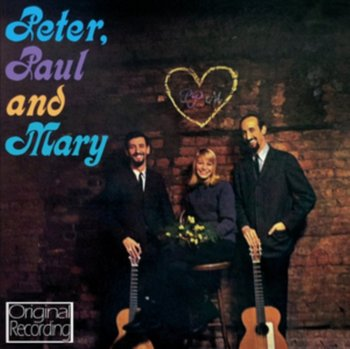 Peter, Paul And Mary-Peter, Paul and Mary