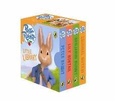 Peter Rabbit Animation. Little Library-Potter Beatrix
