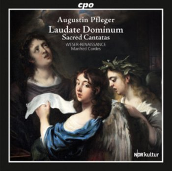 Pfleger: Laudate Dominum-Weser-Renaissance, Cordes Manfred