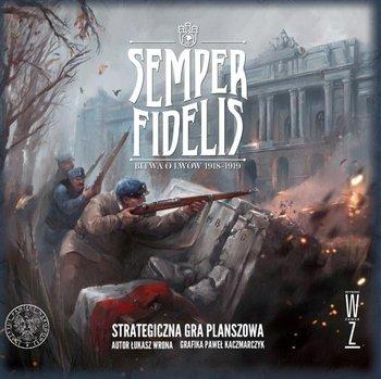 Phalanx, gra strategiczna, Semper Fidelis Bitwa o Lwów 1918-1919-Phalanx