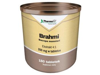PHARMOVIT, Brahmi 4:1 200 mg, 180 tabletek-Pharmovit