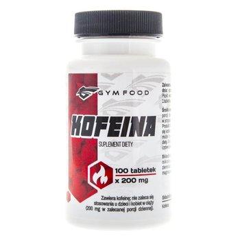Pharmovit, Gym Food Kofeina 200 mg - 100 tabletek-Pharmovit