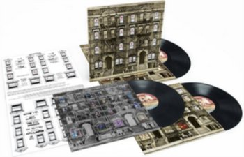 Physical Graffiti (Deluxe Edition Remastered Vinyl) (3Lp) - Led Zeppelin