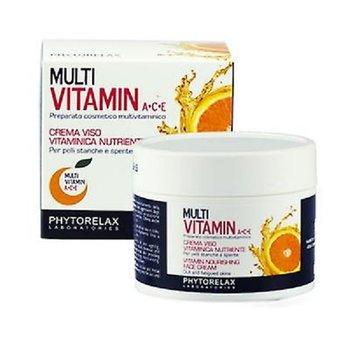 Phytorelax, Multi Vitamin A+C+E, krem do twarzy, 50 ml-Phytorelax