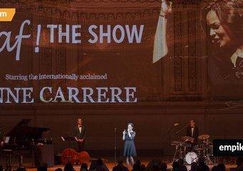 """""""Piaf! The Show"""" znów w Polsce aż na pięciu koncertach!"""