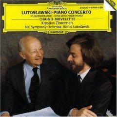 Piano Concerto-Zimerman Krystian