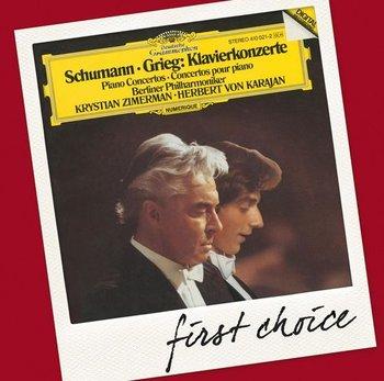 Piano Concertos-Zimerman Krystian, Berliner Philharmoniker