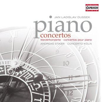Piano Concertos-Staier Andreas, Concerto Koln