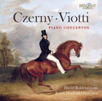Piano Concertos-Boldrini David