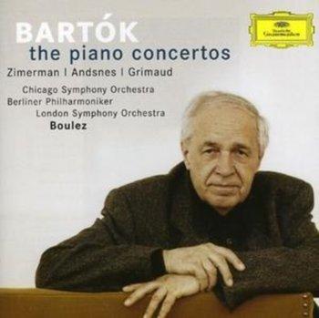 Piano Concertos-Zimerman Krystian