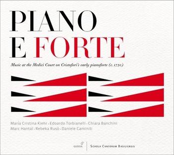Piano e Forte-Kiehr Maria Cristina, Torbianelli Edoardo, Banchini Chiara, Hantai Marc, Ruso Rebeka, Caminiti Daniele