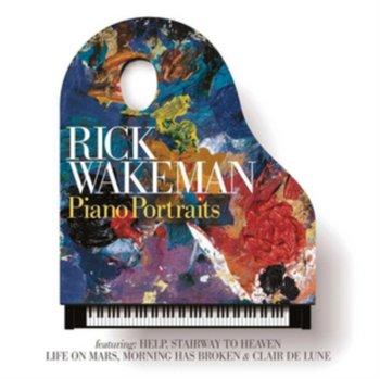 Piano Portraits-Wakeman Rick