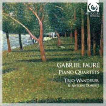 Piano Quartets-Trio Wanderer, Tamestit Antoine
