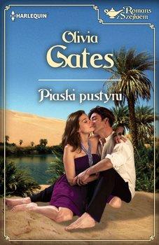 Piaski pustyni-Gates Olivia
