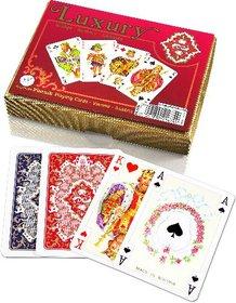 Piatnik, karty Luxury, 2 talie-Piatnik