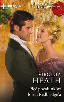 Pięć pocałunków lorda Redbridge'a-Heath Virginia