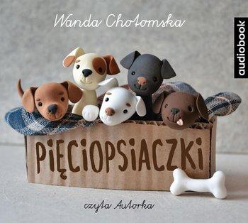 Pięciopsiaczki-Chotomska Wanda